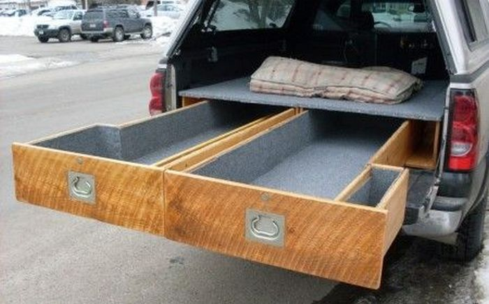 Truck Bed Drawer System : truck bed storage ideas  - Aquiesqueretaro.Com