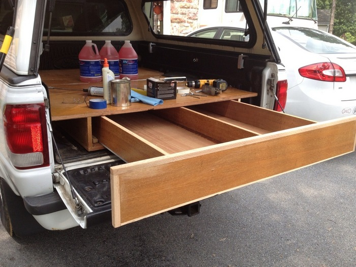 learn how to install a sliding truck bed drawer system!, page 1