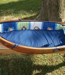 Boat Baby Cradle