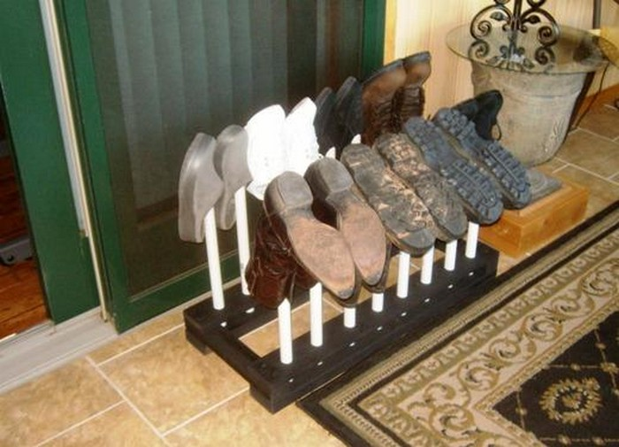 Build Your Own Customized Boot Rack Your Projects Obn
