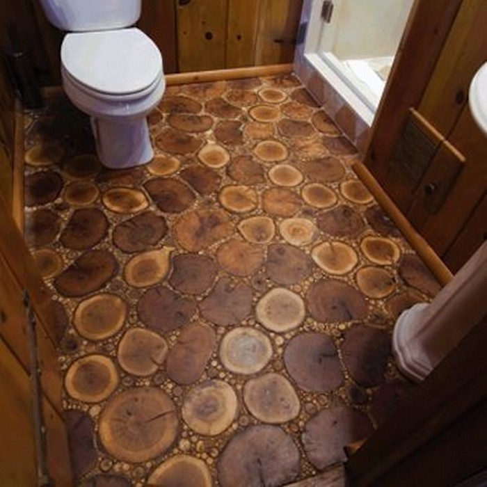 Install Your Own Cordwood Floor Your Projects Obn