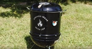 Learn how to build your own mini smoker!