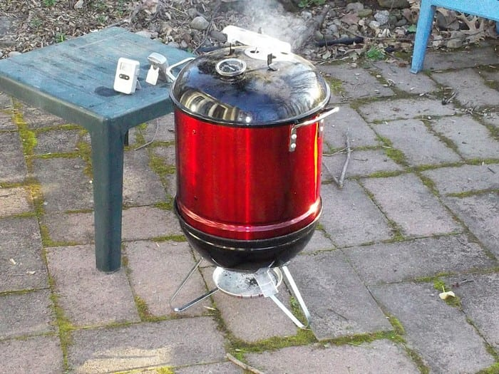 DIY Mini Smoker