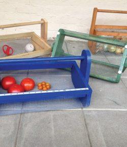 DIY Vegetable Hod