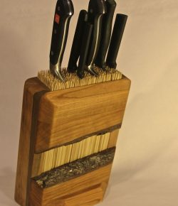 Easy Universal Knife Block