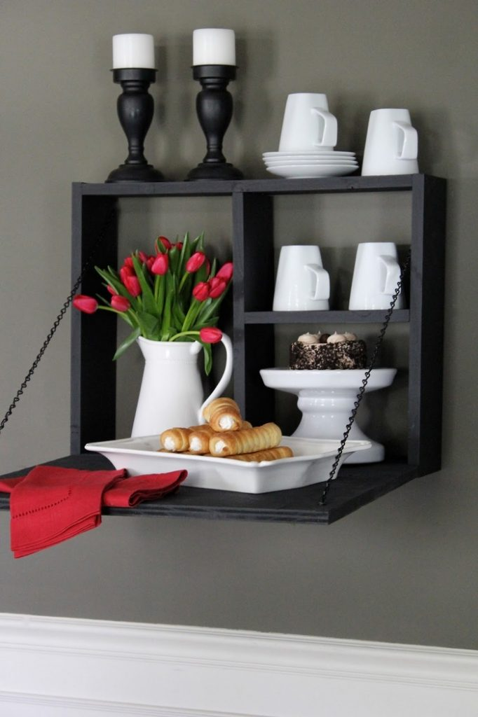 Outdoor Serving Station Ideas