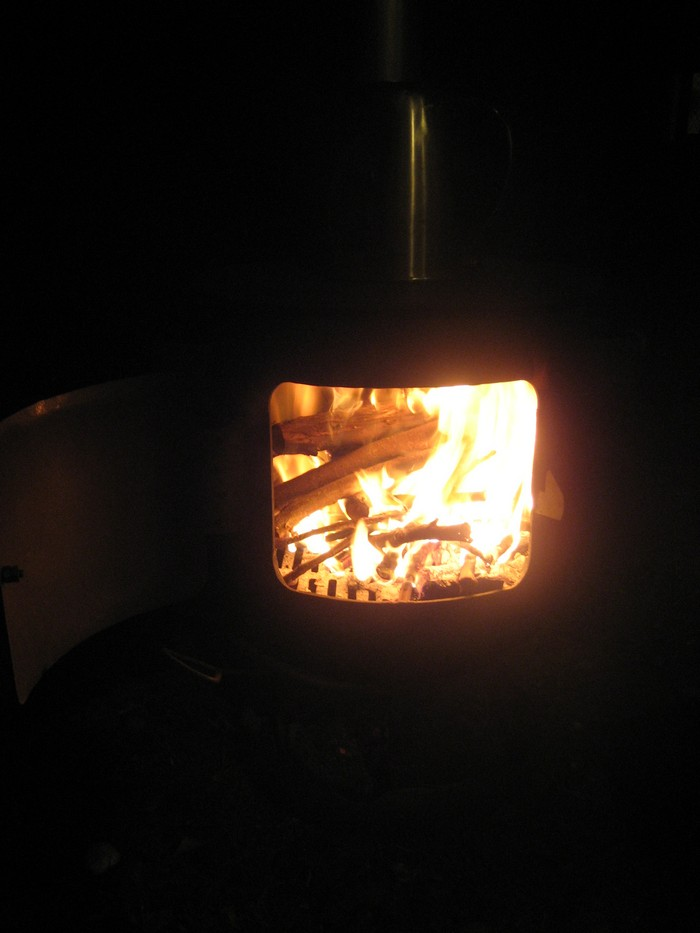Pizza Oven Patio Heater