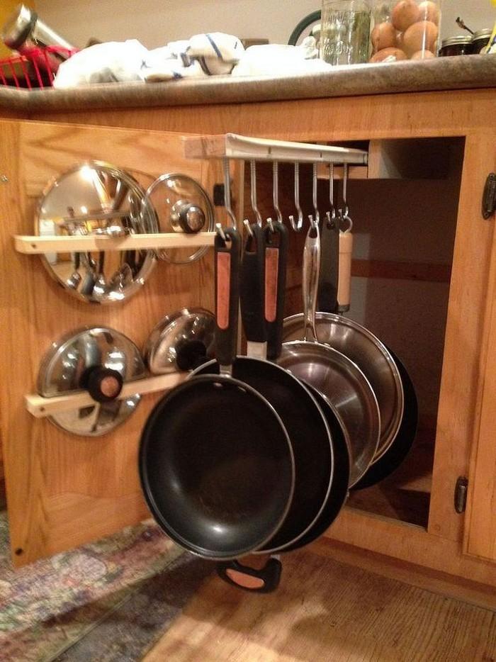 Pots an Pans Rack