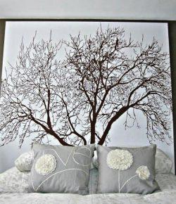Shower Curtain Wall Art