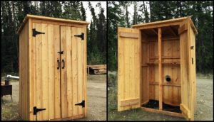 Build your own timber smoker!