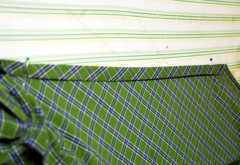 Men's Shirt Apron