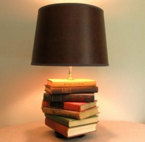 Upcycled Book Projects