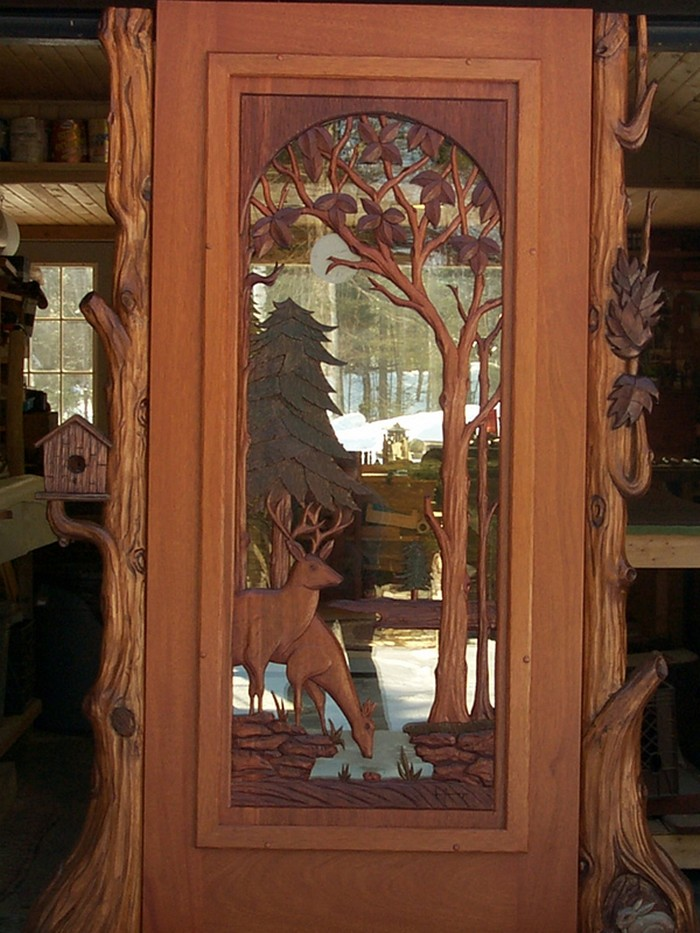 Custom Carved Wooden Door Designs Your Projects Obn