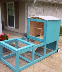 Build Your Own Chicken Tractor Diy Chicken Tractor