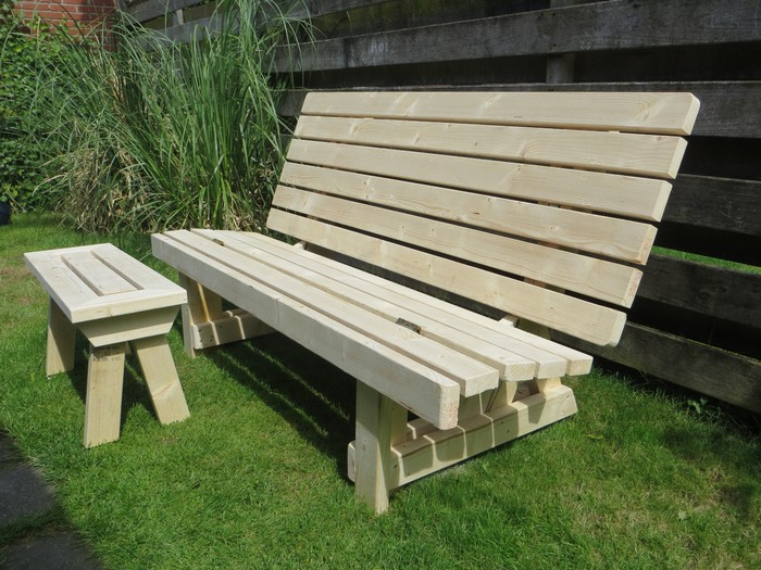 How To Build A 2 In 1 Picnic Table And Bench Diy Picnic Table