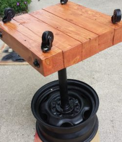 DIY BBQ Grill