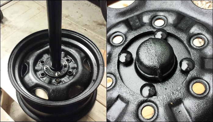 DIY Tire Rim Grill How To