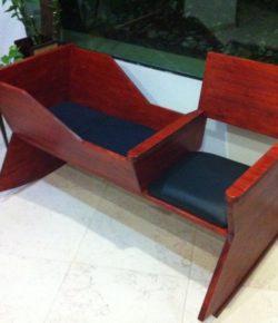 DIY Rocking Chair Crib