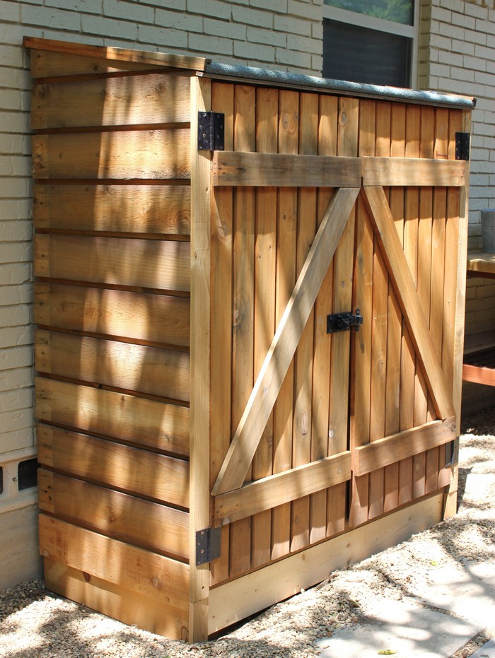 Build a whimsical tool shed for your garden! - Your ...