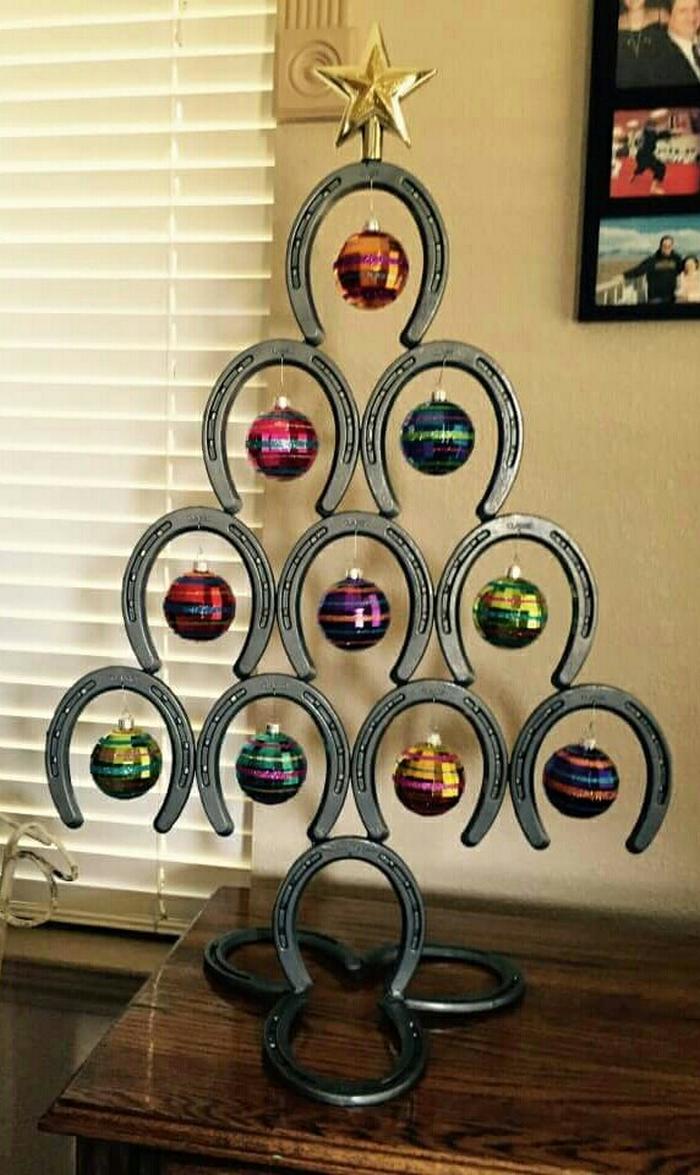 upcycled horseshoes ideas