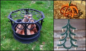 Upcycled Horseshoes Ideas