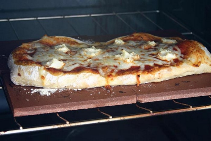 Unglazed Tile Pizza Stone Your Projects Obn