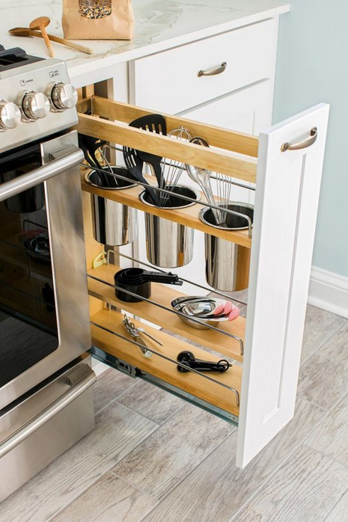 Kitchen Utensil Storage Ideas 11 Your Projects Obn
