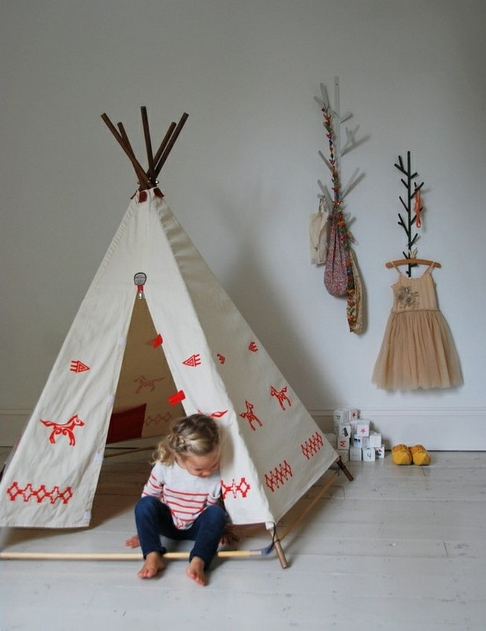 how to make a teepee for adults