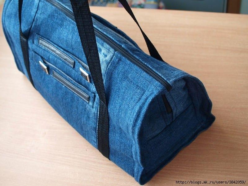 Repurposed Jeans