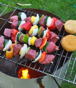 how to make a beer keg barbecue