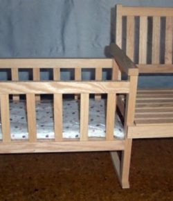 Rocking Chair Crib