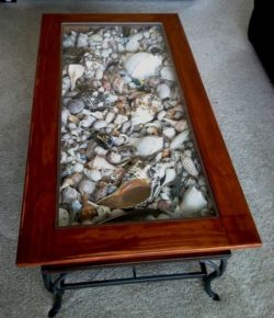 Seashell Table