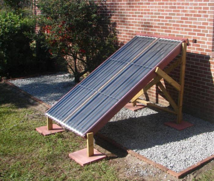 Learn How To Build Your Own Solar Furnace Your Projects Obn