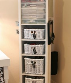 Swivel Storage Cabinet