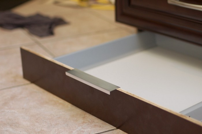Make A Toe Kick Drawer For Extra Kitchen Storage Your