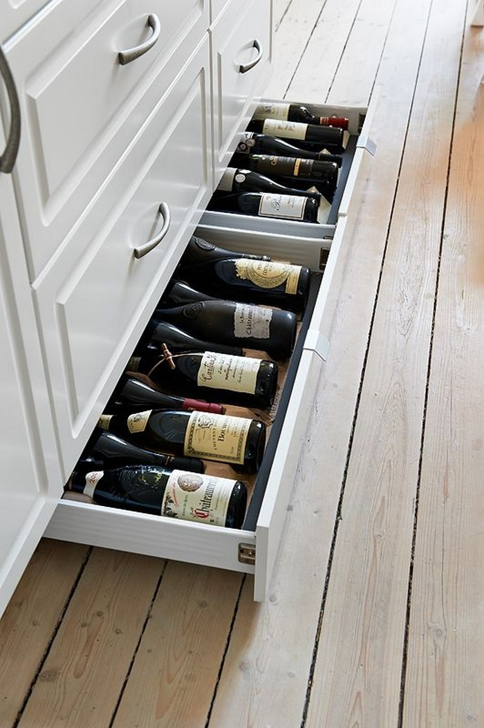 Make a toe kick drawer for extra kitchen storage diy for Extra kitchen storage