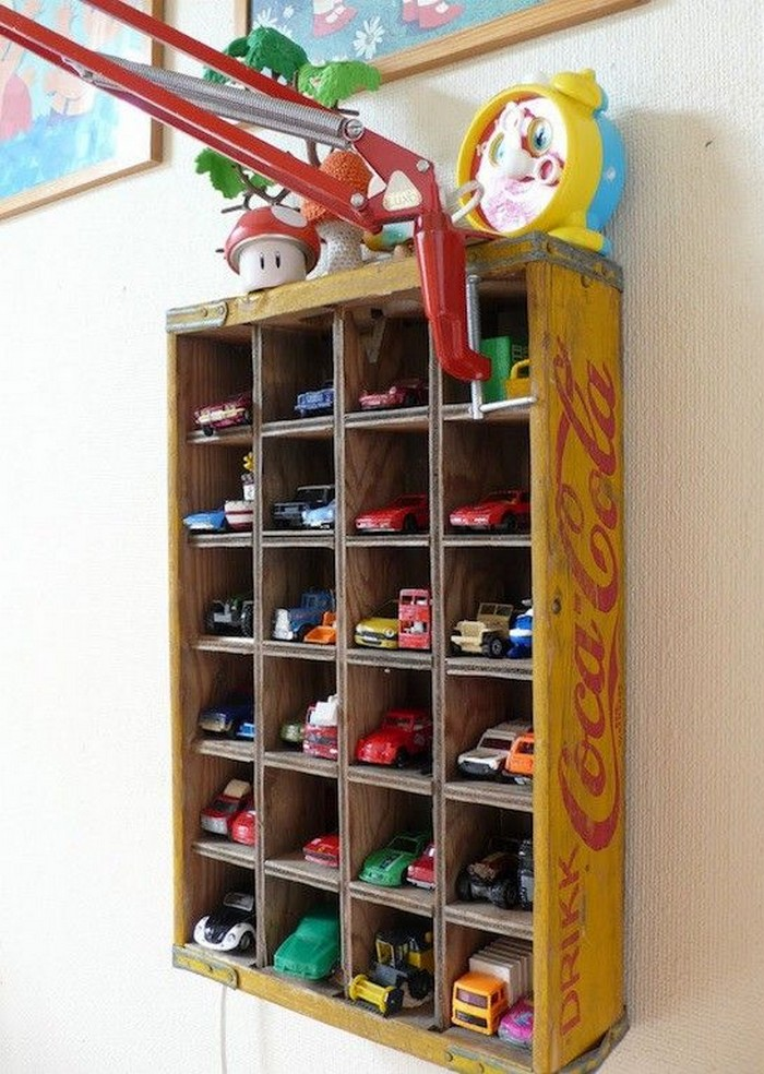 Toy Car Display Ideas 14 Your Projects Obn