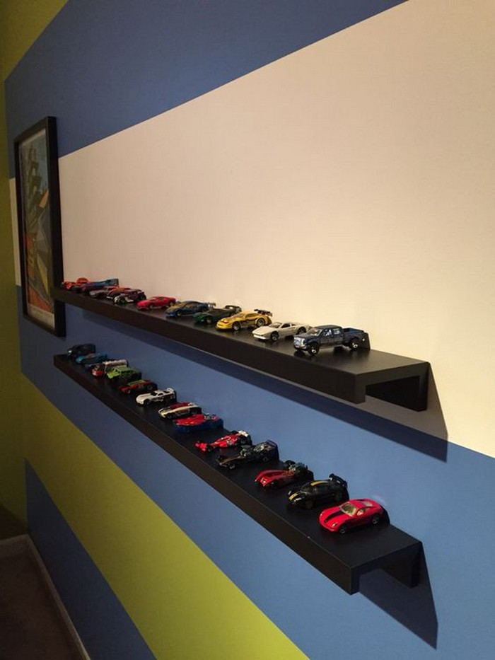 Display Your Kids Toy Cars With One Of These Awesome