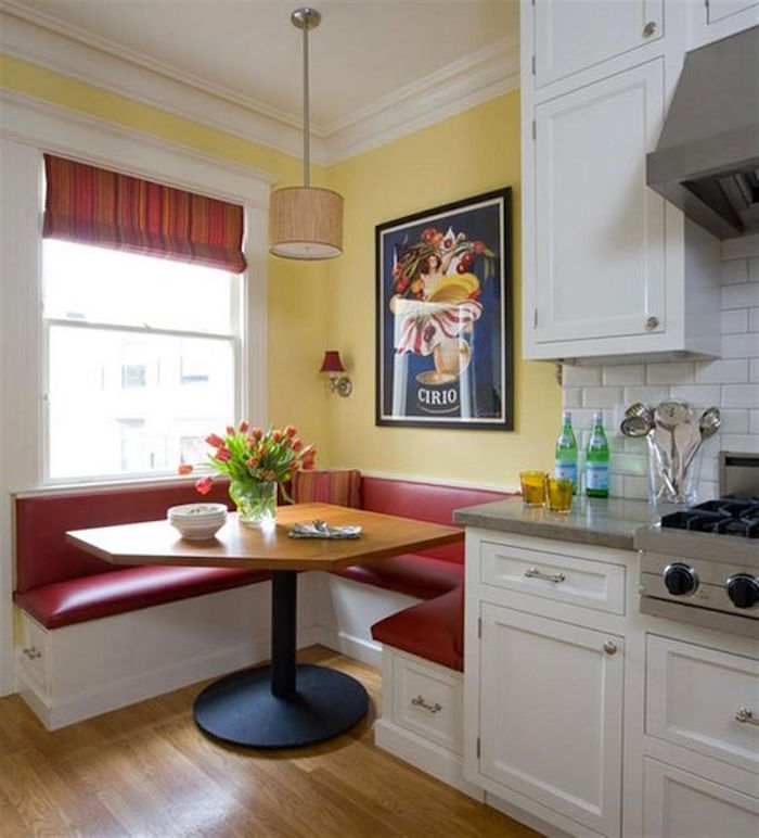 Build Your Own Breakfast Nook With Storage Your Projects Obn