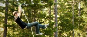 How to Build Your Own Backyard Zip Line