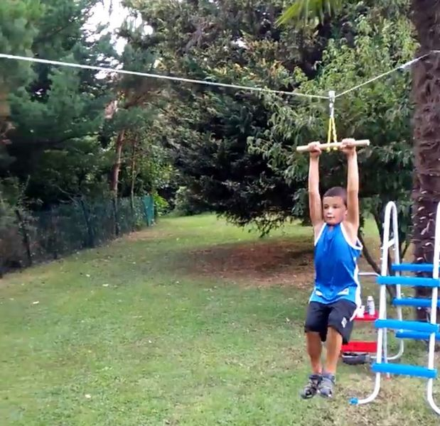 How To Build A Zip Line: How To Build Your Own Backyard Zip Line