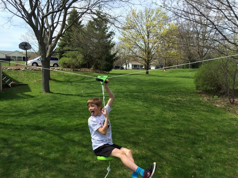 48 Best Pictures Building A Zip Line In Your Backyard ...
