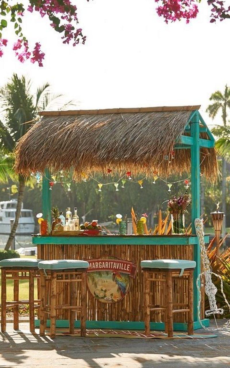 Build Your Own Backyard Tiki Bar | Your Projects@OBN on Tiki Bar Designs For Backyard id=55984