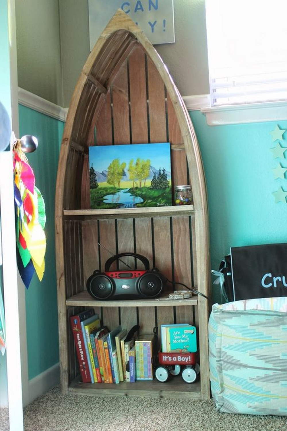 How To Build A Boat Bookshelf Your Projects Obn