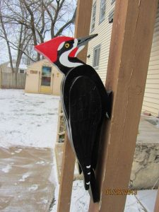Build Your Own Woodpecker Door Knocker