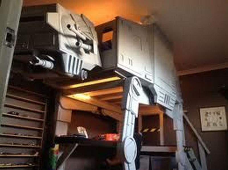 Diy Star Wars At At Loft Bed Your Projects Obn
