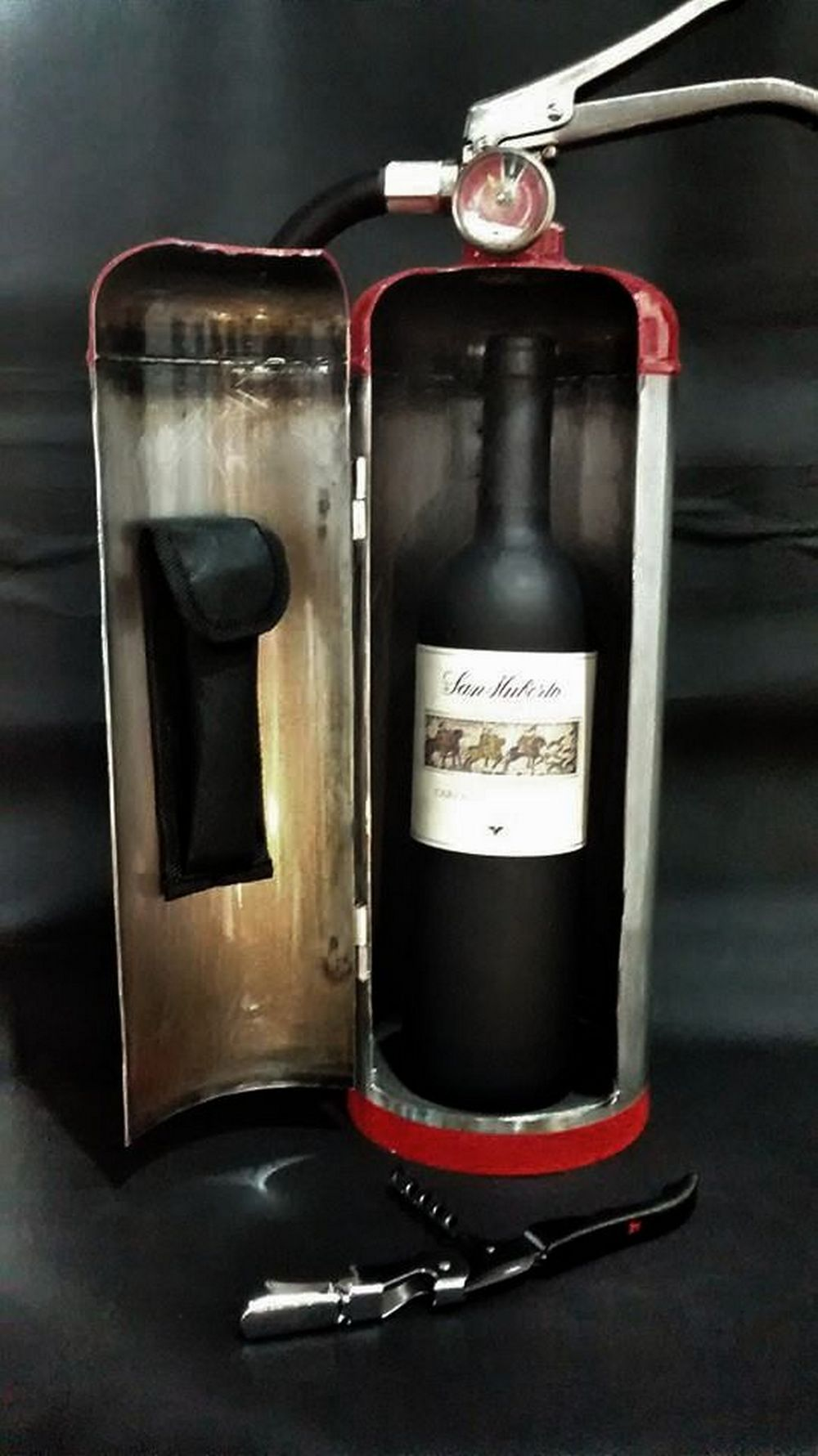 Diy Fire Extinguisher Mini Bar Your Projects Obn