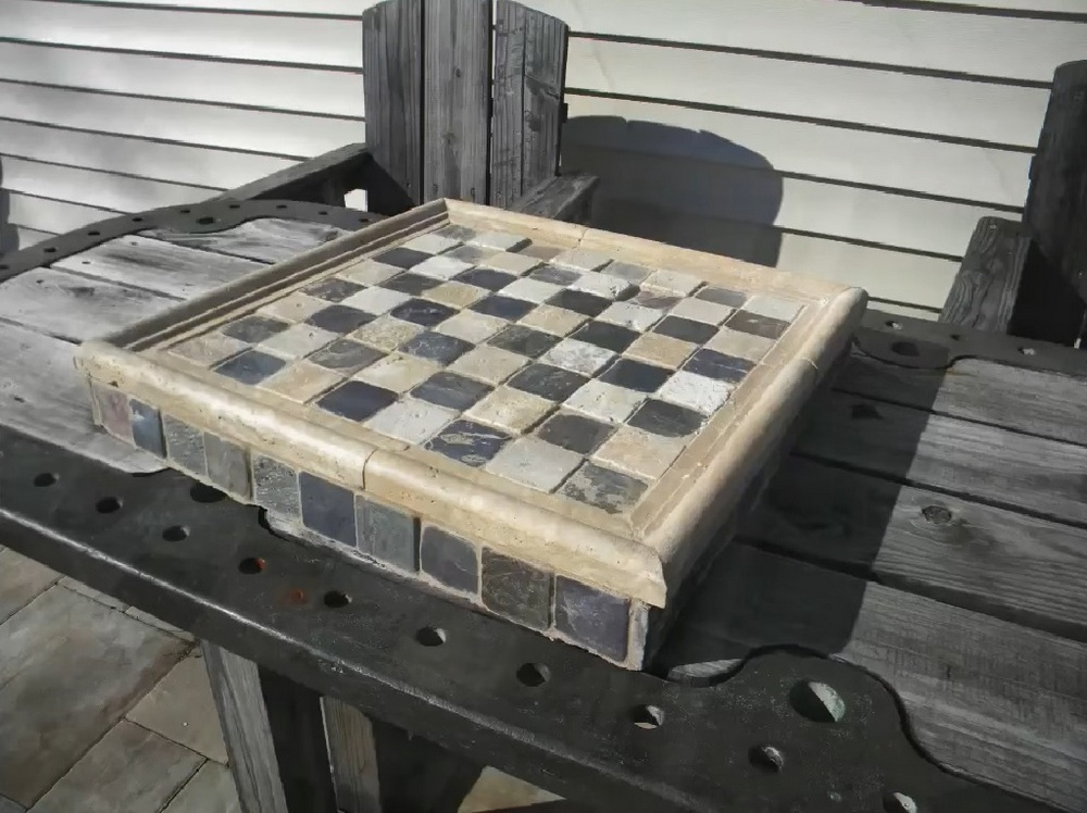Diy Garden Chess Board Your Projects Obn