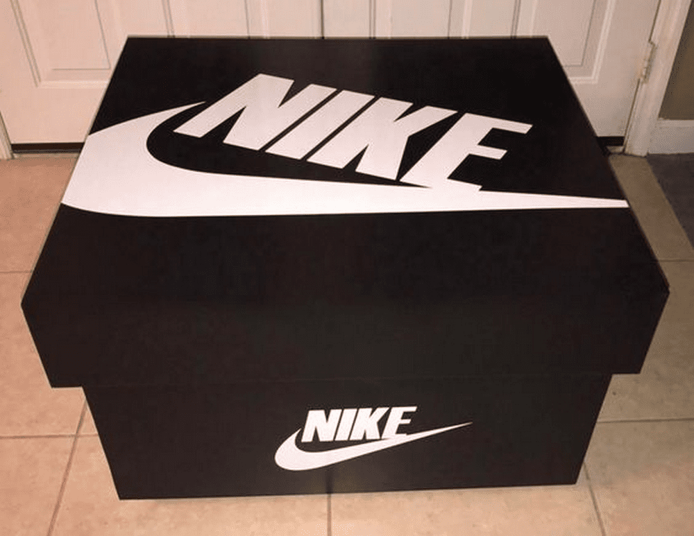 If you're a big fan of Nike, this project is for you.