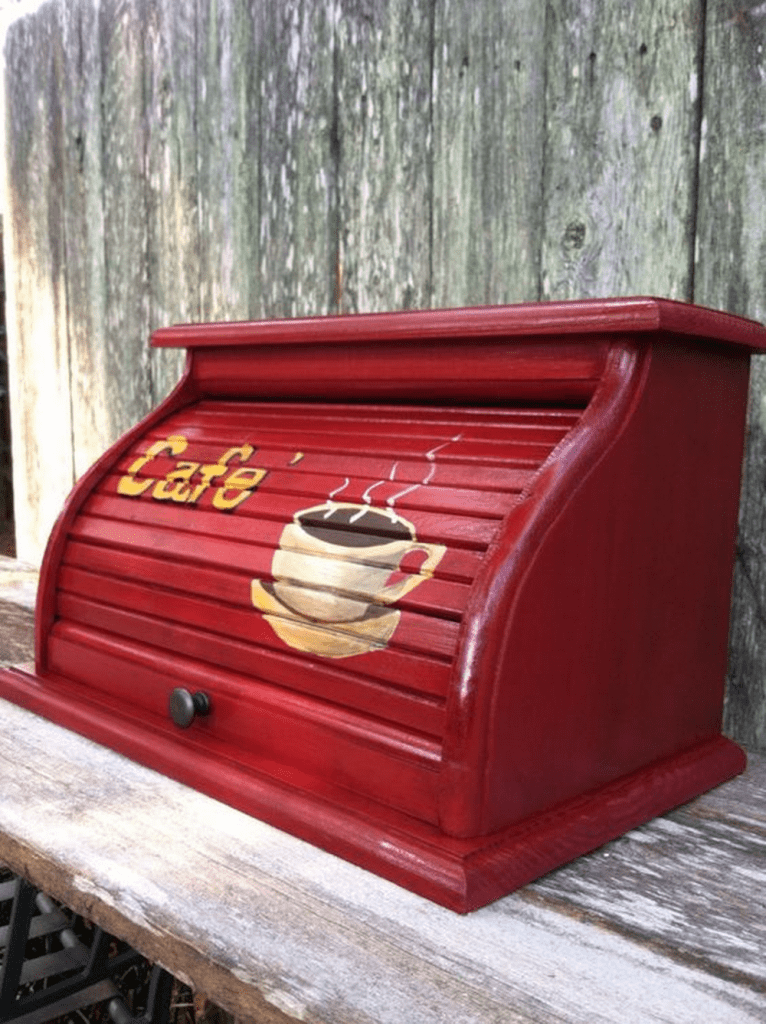How to Build a Breadbox